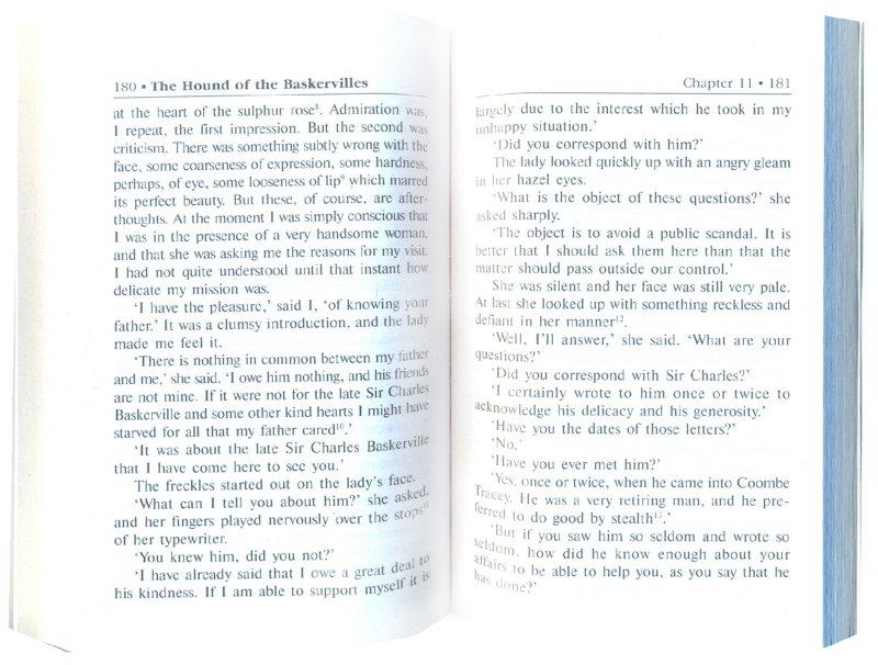 Иллюстрация 1 из 22 для The Hound of the Baskervilles - Arthur Doyle | Лабиринт - книги. Источник: Лабиринт