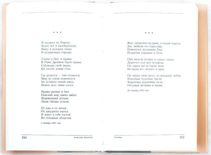 Иллюстрация 1 из 7 для Нормы - Максим Вышнев   Лабиринт - книги. Источник: Лабиринт