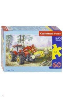 """Puzzle-60 MIDI """"Трактор"""" (В-06366)"""