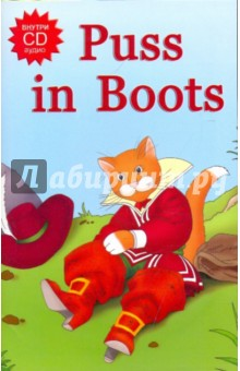 Puss in Boots (+ CD) puss in boots    cd