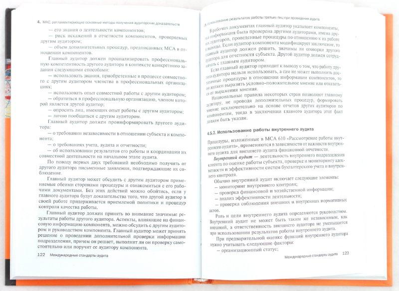 Иллюстрация 1 из 5 для Международные стандарты аудита - Панкова, Попова | Лабиринт - книги. Источник: Лабиринт