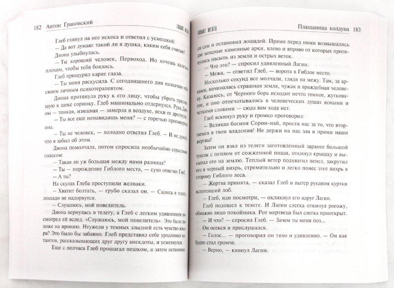 Иллюстрация 1 из 20 для Плащаница колдуна - Антон Грановский | Лабиринт - книги. Источник: Лабиринт