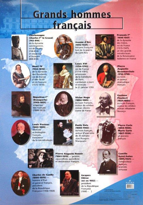 Иллюстрация 1 из 2 для Выдающиеся люди Франции/Выдающиеся события - Л. Марчик | Лабиринт - книги. Источник: Лабиринт