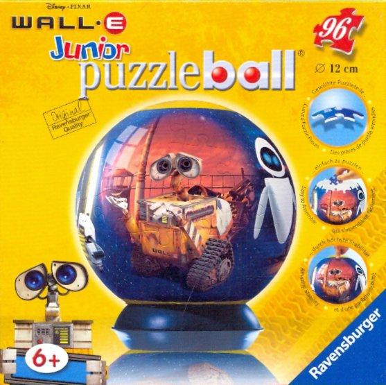 "Иллюстрация 1 из 9 для Пазл-шар-96 ""Wall-E"" (113774)   Лабиринт - игрушки. Источник: Лабиринт"
