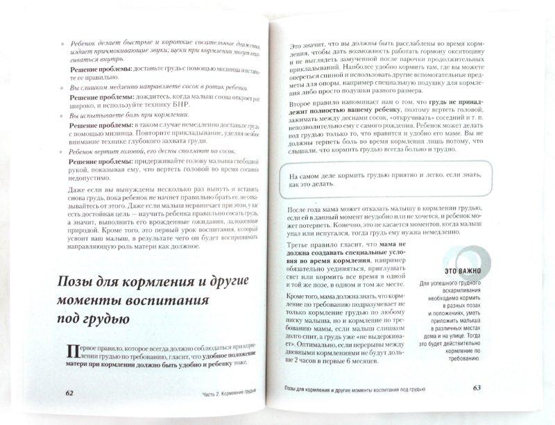 Иллюстрация 1 из 28 для Грудное вскармливание - Наталья Разахацкая | Лабиринт - книги. Источник: Лабиринт