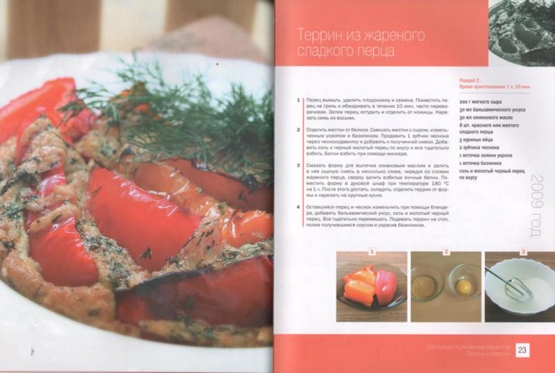 Иллюстрация 1 из 16 для 100 лучших кулинарных рецептов 2009 года - Ирина Ганапольская | Лабиринт - книги. Источник: Лабиринт