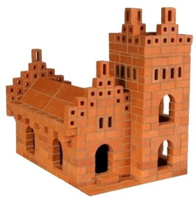 Иллюстрация 1 из 19 для Строительный набор: Собор (104) | Лабиринт - игрушки. Источник: Лабиринт