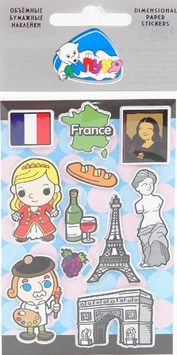 Иллюстрация 1 из 5 для Франция (DPS021) | Лабиринт - игрушки. Источник: Лабиринт