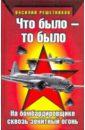 Решетников Василий Что было - то было: На бомбардировщике сквозь зенитный огонь