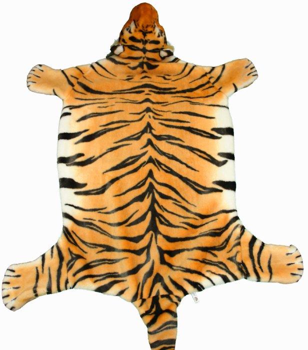 Иллюстрация 1 из 9 для Шкура тигра (мал.) 110БР(ТСР) | Лабиринт - игрушки. Источник: Лабиринт