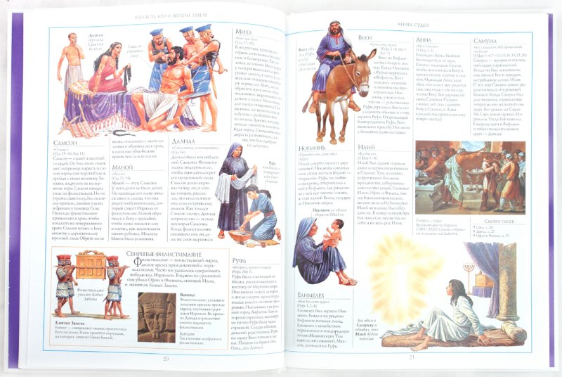 Иллюстрация 1 из 12 для Кто есть кто в Библии - Стивен Мотьер | Лабиринт - книги. Источник: Лабиринт