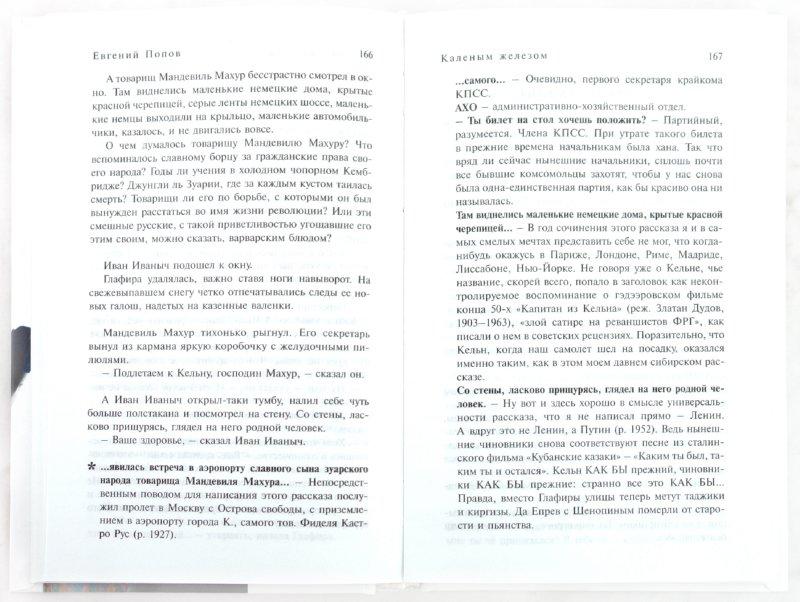Иллюстрация 1 из 12 для Каленым железом - Евгений Попов | Лабиринт - книги. Источник: Лабиринт