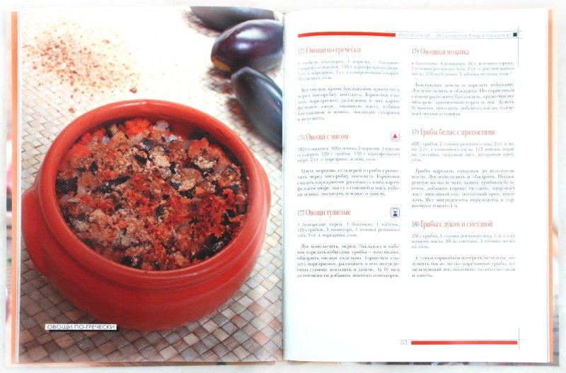 Иллюстрация 1 из 11 для 365 рецептов блюд в горшочках | Лабиринт - книги. Источник: Лабиринт