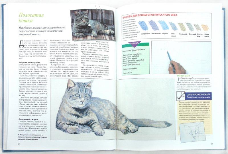 Иллюстрация 1 из 50 для Как научиться рисовать животных. Шаг за шагом | Лабиринт - книги. Источник: Лабиринт