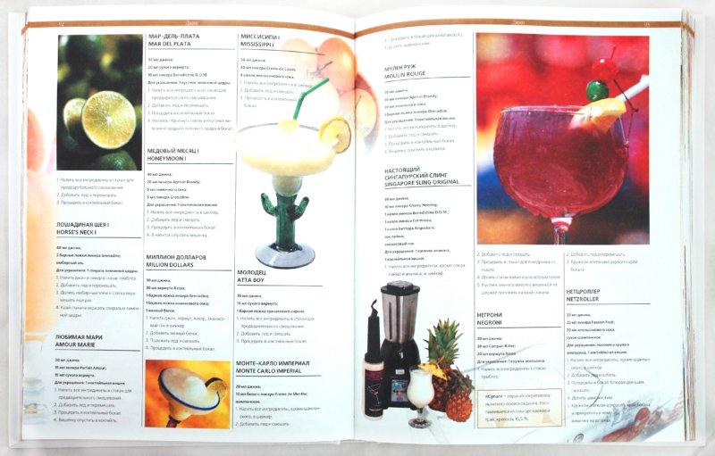 Иллюстрация 1 из 14 для Все алкогольные напитки и коктейли мира - Ольга Бортник | Лабиринт - книги. Источник: Лабиринт