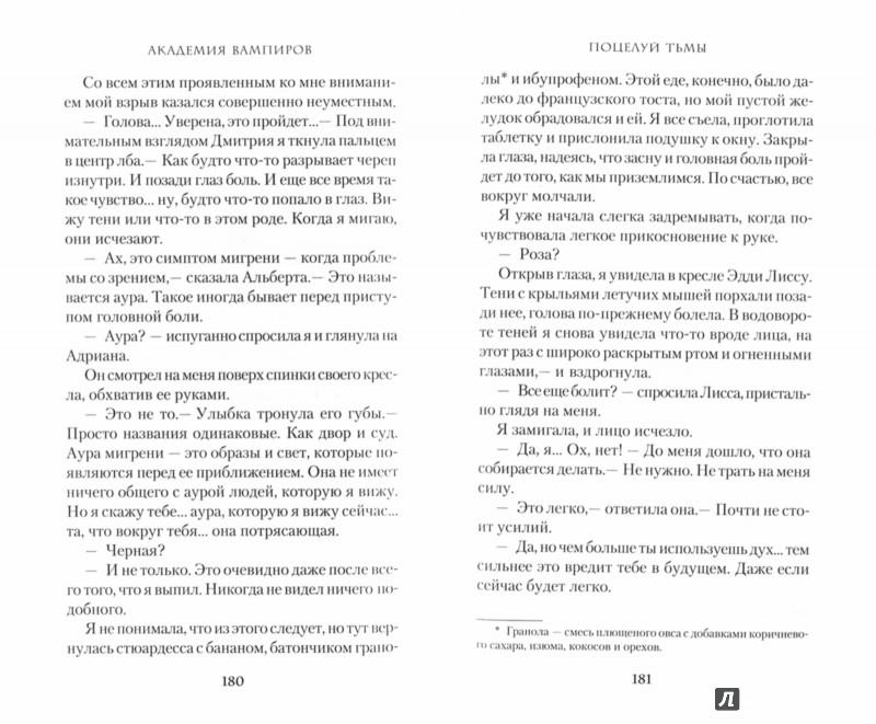 Иллюстрация 1 из 12 для Академия вампиров. Книга 3. Поцелуй тьмы - Райчел Мид | Лабиринт - книги. Источник: Лабиринт