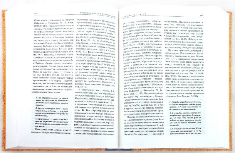 Иллюстрация 1 из 24 для Толковая Библия, или Комментарии на все книги Св. Писания Ветхого и Нового Завета. В 7 томах. Том 5 | Лабиринт - книги. Источник: Лабиринт
