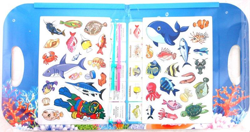 Иллюстрация 1 из 16 для Магнитная игра Дракоша: Веселая рыбалка | Лабиринт - игрушки. Источник: Лабиринт