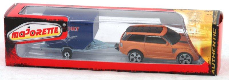 Иллюстрация 1 из 2 для Коллекция автомобилей-трейлеров (марка в ассортименте) (205318) | Лабиринт - игрушки. Источник: Лабиринт