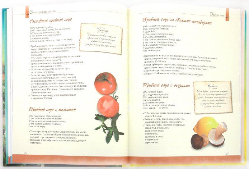 Иллюстрация 1 из 11 для Соусы, приправы, заправки - Анна Ананьева   Лабиринт - книги. Источник: Лабиринт