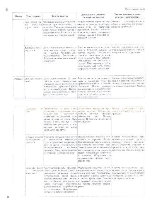 Иллюстрация 1 из 14 для Планирование занятий по экологии и педагогическая диагностика экологической воспитанности дошкол. - Хабарова, Шафигуллина | Лабиринт - книги. Источник: Лабиринт