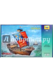 Купить Английский корабль Томас (9038), Звезда, Пластиковые модели: Морфлот