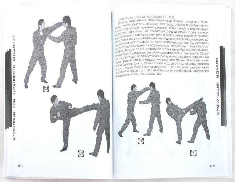 Иллюстрация 1 из 8 для Бросковый бой китайского спецназа (+ DVD) - Чан Шао | Лабиринт - книги. Источник: Лабиринт