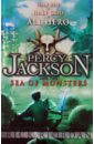 Riordan Rick Percy Jackson and the Sea of Monsters