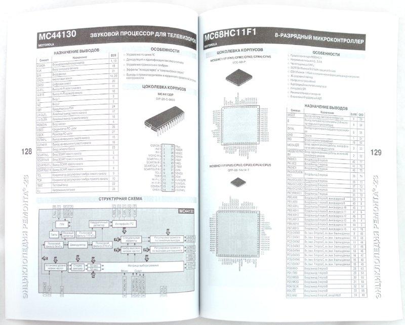 Иллюстрация 1 из 12 для Микросхемы для современной бытовой радиоаппаратуры. Выпуск 23 | Лабиринт - книги. Источник: Лабиринт