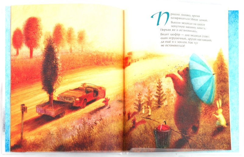 Иллюстрация 1 из 89 для Миша и Синий Зонт - Сергей Коваленков   Лабиринт - книги. Источник: Лабиринт