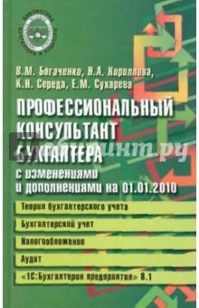 Профессиональный консультант бухгалтера с изменениями на 01.01.2010