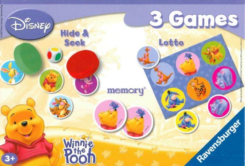 Иллюстрация 1 из 5 для Игра  Прятки, Лото, Memorry 3в1 (242368) | Лабиринт - игрушки. Источник: Лабиринт