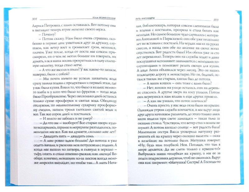 Иллюстрация 1 из 9 для Путь Кассандры, или Приключения с макаронами - Юлия Вознесенская | Лабиринт - книги. Источник: Лабиринт