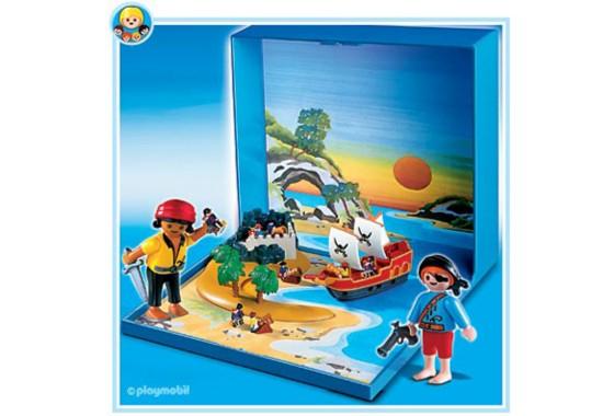 Иллюстрация 1 из 15 для Пираты (микро) (4331) | Лабиринт - игрушки. Источник: Лабиринт