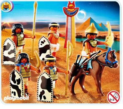 Иллюстрация 1 из 3 для Солдаты фараона (4245) | Лабиринт - игрушки. Источник: Лабиринт