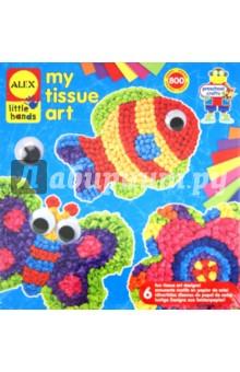 Объемная аппликация Малышам (521W) alex игрушки для ванны 3 цветные лодочки