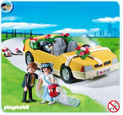Иллюстрация 1 из 7 для Свадебный лимузин (4307) | Лабиринт - игрушки. Источник: Лабиринт