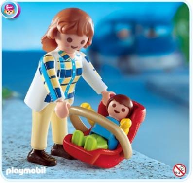 Иллюстрация 1 из 14 для Мама и малыш (4668) | Лабиринт - игрушки. Источник: Лабиринт