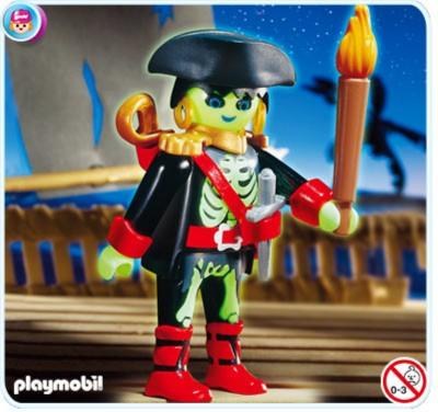 Иллюстрация 1 из 7 для Пират-привидение (4671) | Лабиринт - игрушки. Источник: Лабиринт