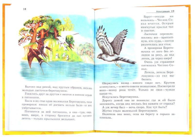 Иллюстрация 1 из 19 для Лесные домишки - Виталий Бианки | Лабиринт - книги. Источник: Лабиринт