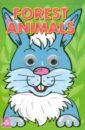 Скачать Forest animals Заяц Ранок Книжка для раскрашивания Бесплатно