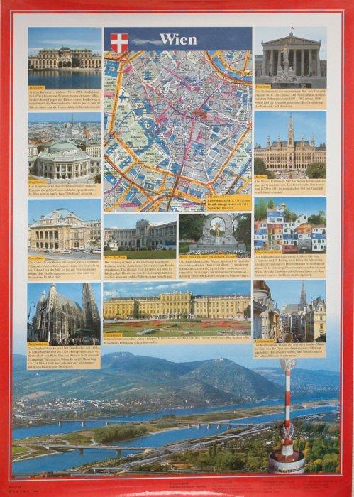 Иллюстрация 1 из 2 для Немецкий язык: Австрия/Вена (2) - Олег Радченко   Лабиринт - книги. Источник: Лабиринт