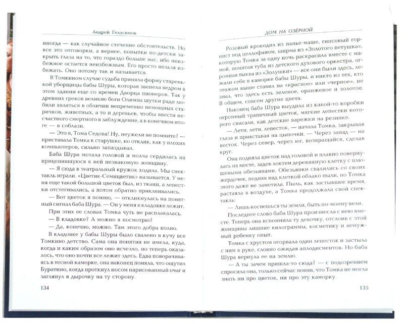 Иллюстрация 1 из 8 для Дом на Озёрной - Андрей Геласимов | Лабиринт - книги. Источник: Лабиринт