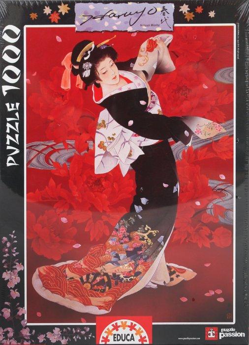 """Иллюстрация 1 из 21 для Пазл-1000 """"Японские мотивы"""" (14473)   Лабиринт - игрушки. Источник: Лабиринт"""