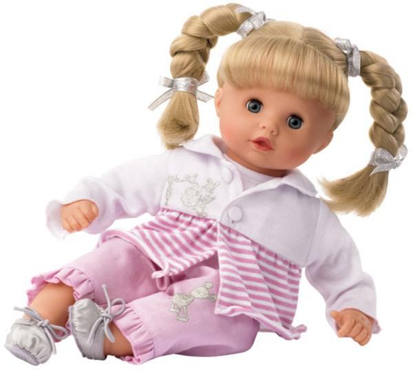 """Иллюстрация 1 из 7 для Кукла Маффин """"Серебряная ленточка"""" (1020956)   Лабиринт - игрушки. Источник: Лабиринт"""