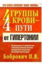 Бобрович Павел Викторович 4 группы крови - 4 пути от гипертонии п в бобрович 4 группы крови 4 пути от гипертонии
