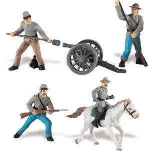 Иллюстрация 1 из 2 для Набор солдатиков, 6 фигурок (687104) | Лабиринт - игрушки. Источник: Лабиринт