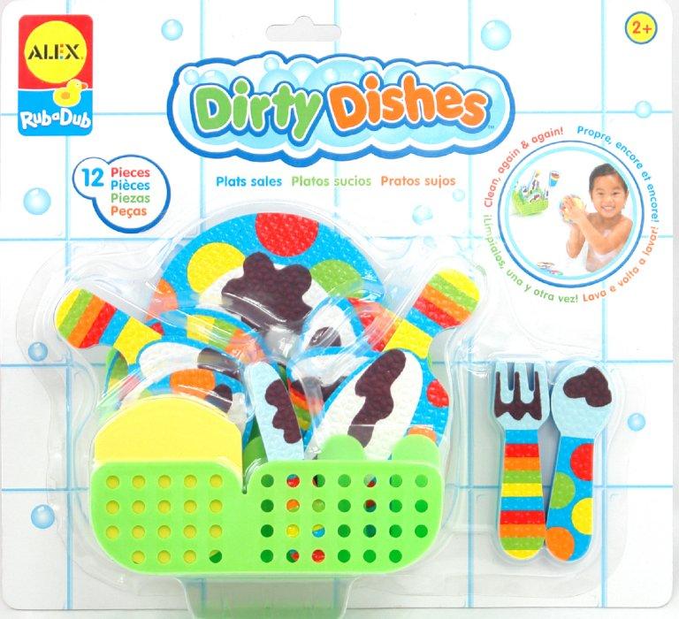 """Иллюстрация 1 из 7 для Игрушка для ванной """"Вымой посуду"""" (857W)   Лабиринт - игрушки. Источник: Лабиринт"""