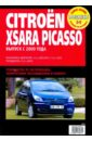 Citroen Xsara Picasso с 2000. Руководство по эксплуатации, техническому обслуживанию и ремонту