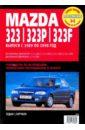 Mazda 323/323P/323F c 1989-1998гг.